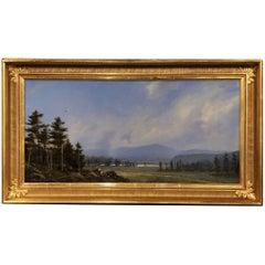 White Mountains, Artist at Work