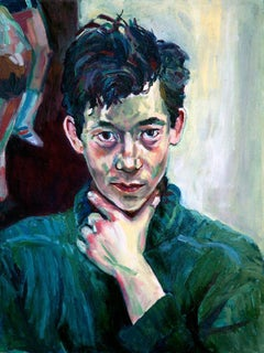 Portrait of Damien