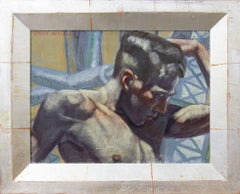 [Bruce Sargeant (1898-1938)] Boris with Constructivist Background
