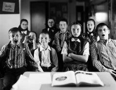 Hudderite Classroom