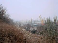 Untitled (Odessa Cranes)