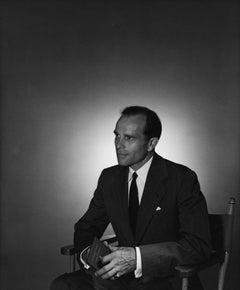 Portrait of Monroe Wheeler