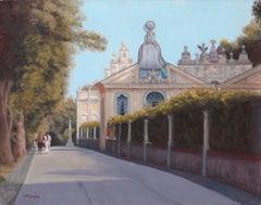 """Borghese Gardens Aviary"""