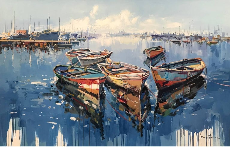 BOATS, HARBOUR