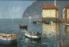 SEASCAPE, BOATS, HARBOUR
