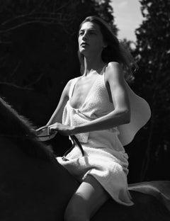 Mikael Jansson, Daria The Archipelago Series #15, 2014, photography, black white