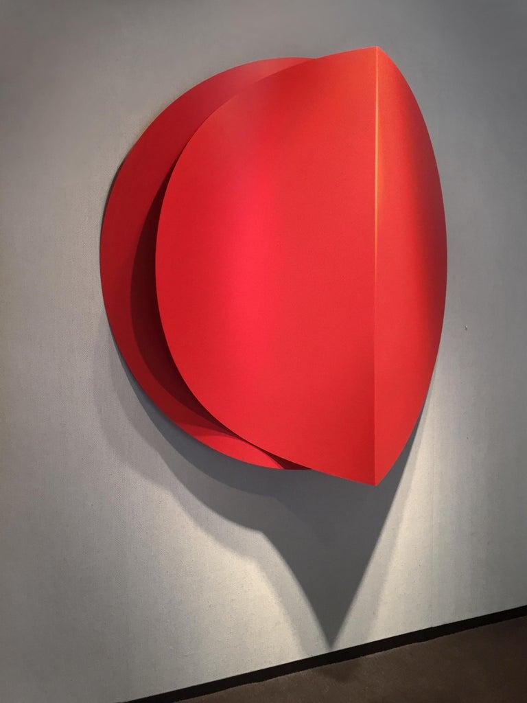Eclipse Series VI - Sculpture by Louis Teicher