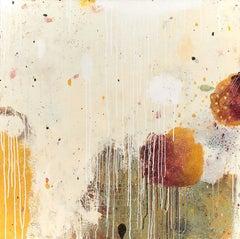 Summer - Original mixed media on canvas - 36 x 36 in.