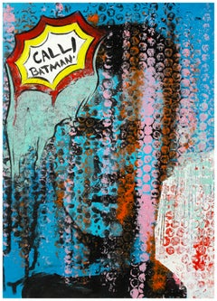 Call Him by Alex Popa Contemporary 21st Century Art