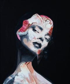 Mood/You by Vladinsky Contemporary 21st Century Portrait - Pop Art