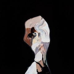 Head/Shape by Vladinsky 21st Century Contemporary Pop Art - Abstract Portrait