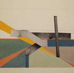 LEVELS, BILLINGHAM - BRUTALIST - MODERNIST - ARCHITECTURE