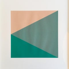 Colour Study 002: Limited Edition Screenprint by Laura Jane Scott