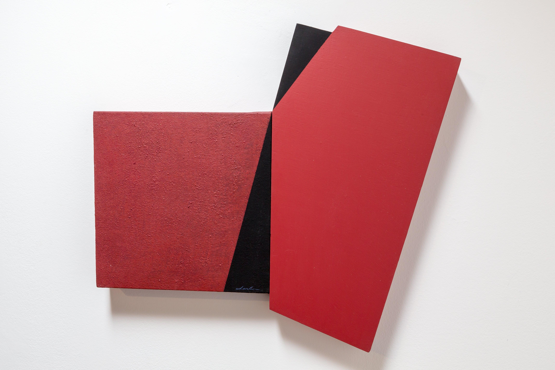 Fissure continuation (Series Irregulars II) by Spanish artist, Silvia Lerin