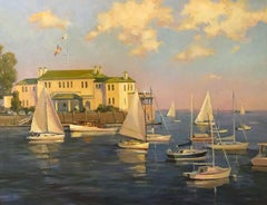 Sunset Sail in the Harbor, Greenwich, CT