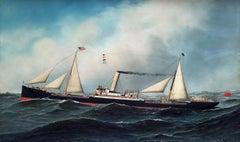 Transitional Steamship Anapa