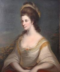 Portrait of Sophia Dashwood