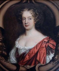 Self-Portrait of the Artist, English, 17th century.