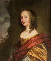Portrait of the Duchess of Leeds