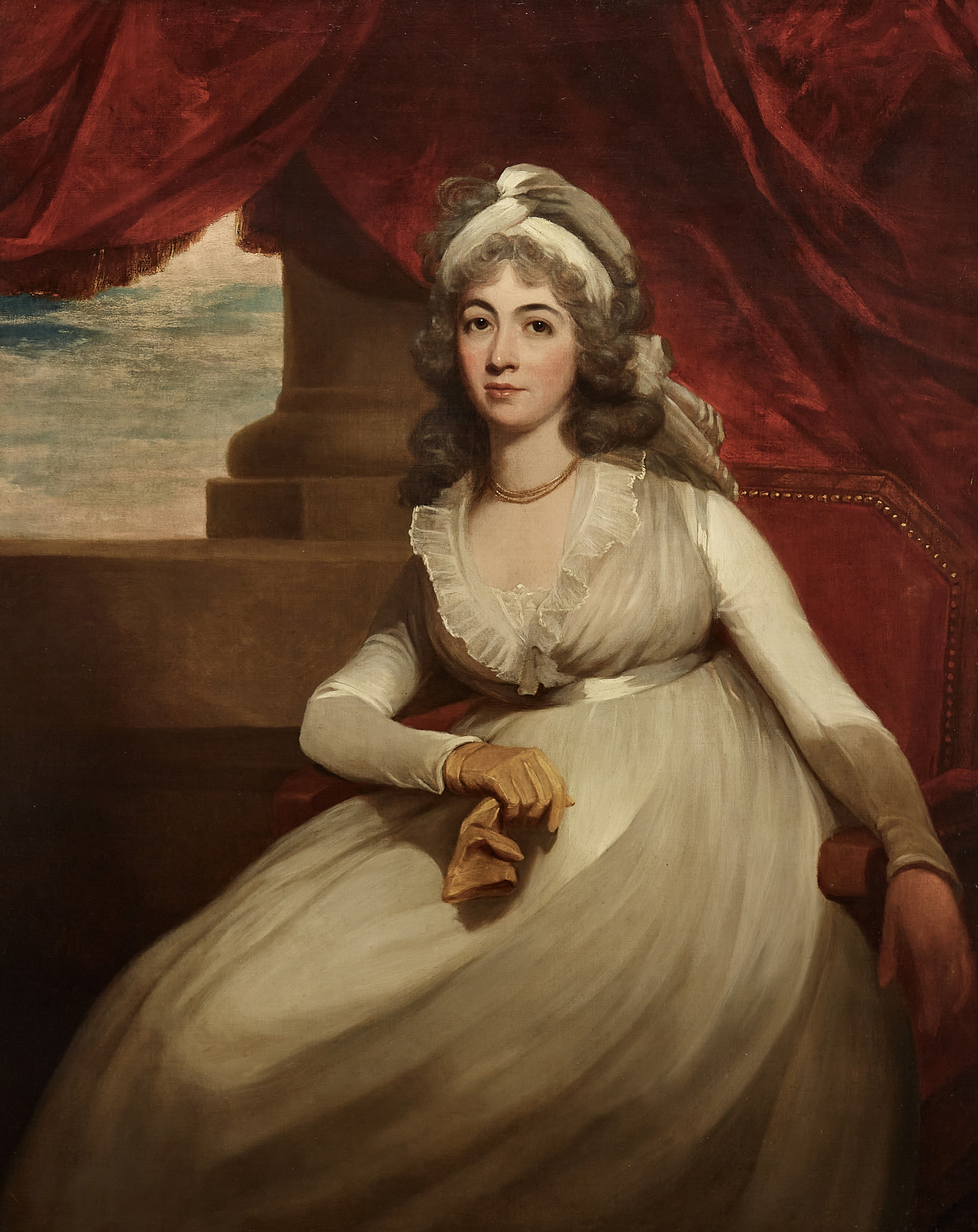 Portrait of Anne, Duchess of Cumberland and Strathearn
