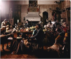 "Beggars Banquet ""Keith Orange"""