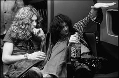 Robert Plant and Jimmy Page on Starship