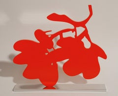 Red Lantern Flower ed. 17/20