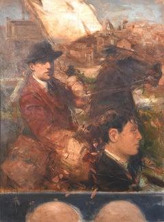 '1916 Easter Rising, Dublin' by Noel Murphy
