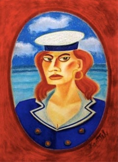 Lady at Sea