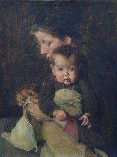 Mere et bebe