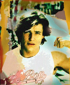 Michael Pare' Beverly Hills 2 (...a large canvas edition; see other sizes below)