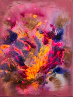 Holiday offer! Giftable painting on canvas by Vova Zayichenko