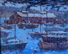 December Night - Monterey Bay