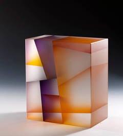 Orange Purple Cuboid Segmentation