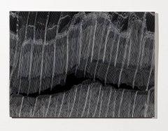 """""""Baleen"""", Glass Panel Wall Sculpture"""