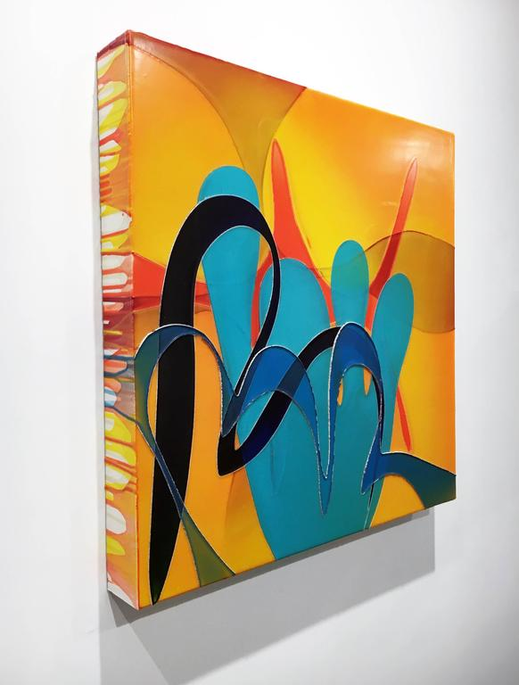 Born in Columbus, Ohio in 1968, Ronald Johnson received an MFA from Virginia Commonwealth University in 2003.  Since then, Johnson has exhibited widely both nationally and internationally, as well as being a resident at the Ucross Foundation in