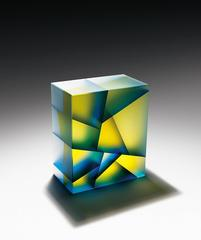 Blue-Yellow Cuboid