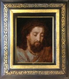 Attributed Frans Floris the Elder (1517-1570) Depiction of Christ