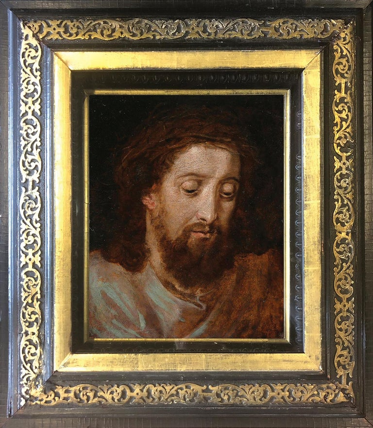 Attributed Frans Floris the Elder (1517-1570) Depiction of Christ