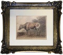 Sawrey Gilpin (1733-1807) Cow Study