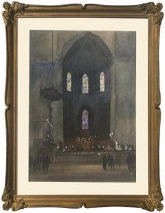 Eric Walter Powell (1886-1933) Eton College Chapel