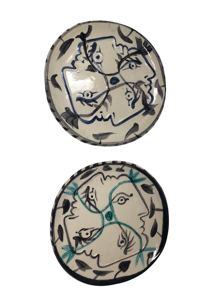This Picasso ceramic plate
