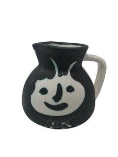 Picasso Madoura Ceramic Pitcher Têtes, Ramié 367
