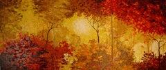 Autumn 1 Triptych