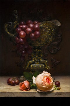 Rose & Grapes