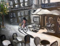 Biking through Paris, Le Chant Des