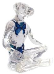 Butterfly Blue Dogman