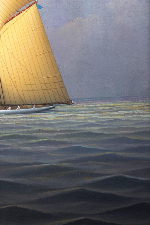 Sailing Across the Atlantic For Sale 1