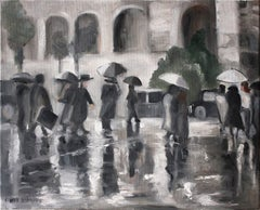 Rainy Day by the Met
