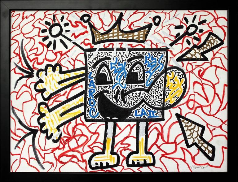 Square Head King